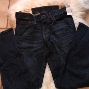Hollister brand new jeans
